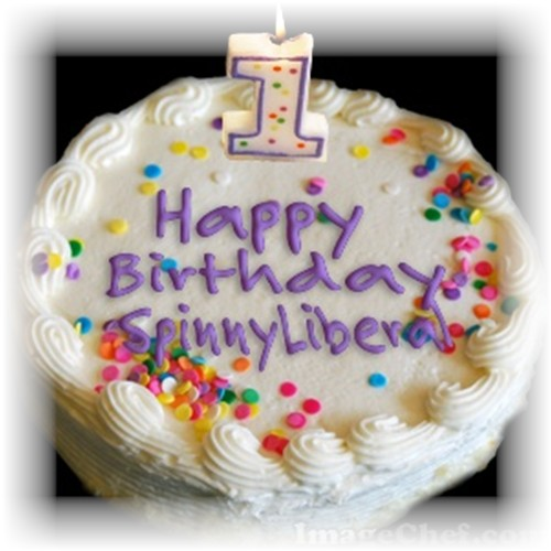 Happy Birthday Psycho Bitch Cake