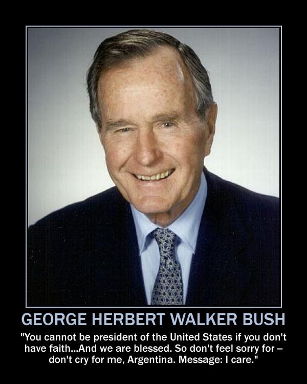 george h w bush quote george h w bush spinny liberal