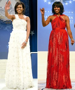 inaugration gowns